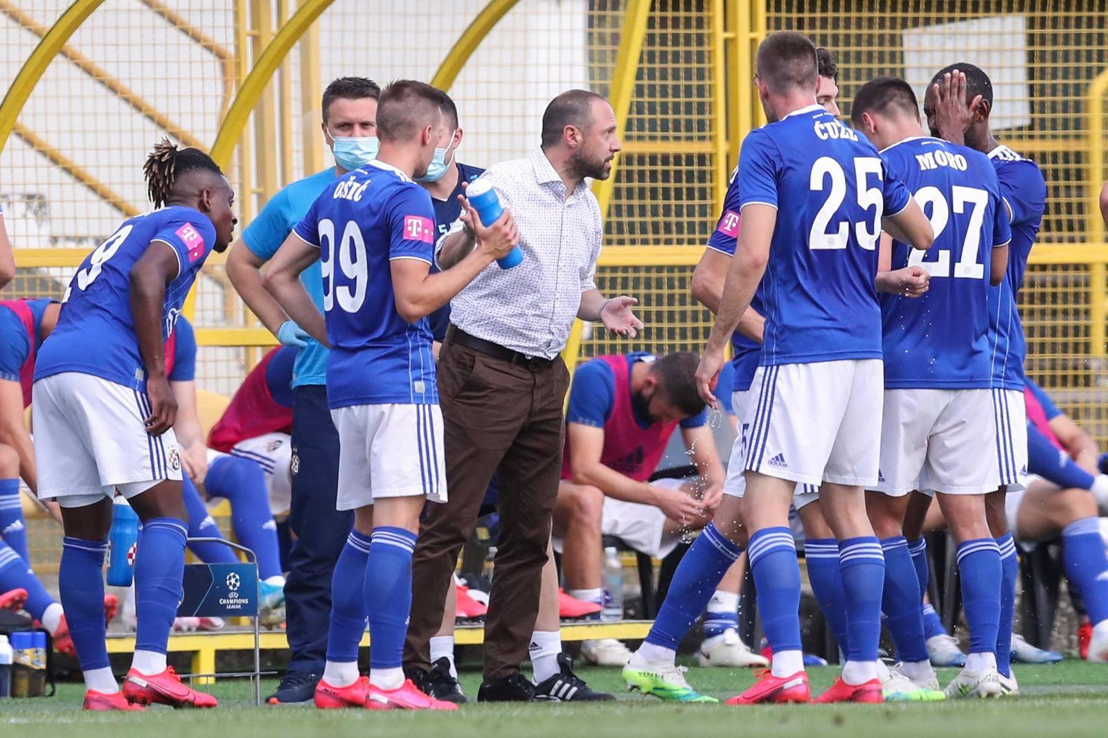 U 32. kolu HT Prve lige sastali se Inter Zaprešić i Dinamo