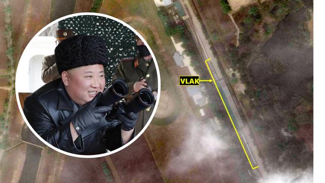 Satelitska snimka: Kim Jong-Un je u luksuznom ljetovalištu?