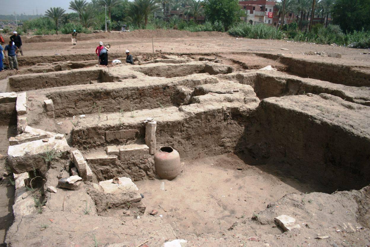 Novo otkriće u Egiptu: Pronašli veliko zdanje iz rimskog doba