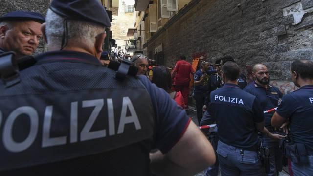 Najmanje troje ljudi poginulo u eksploziji u talijanskoj tvornici