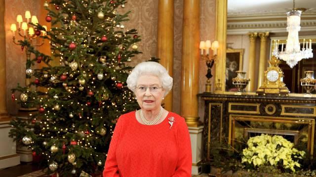 Queen Elizabeth's Christmas broadcast