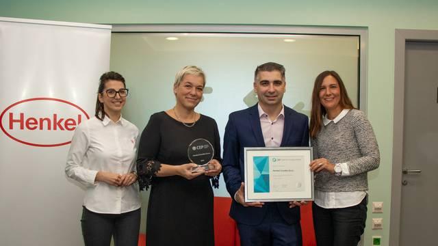 Henkel  nagrađen certifikatom Poslodavac Partner