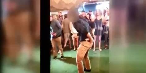 Agentu FBI-ja od plesa ispao pištolj: Metak pogodio čovjeka