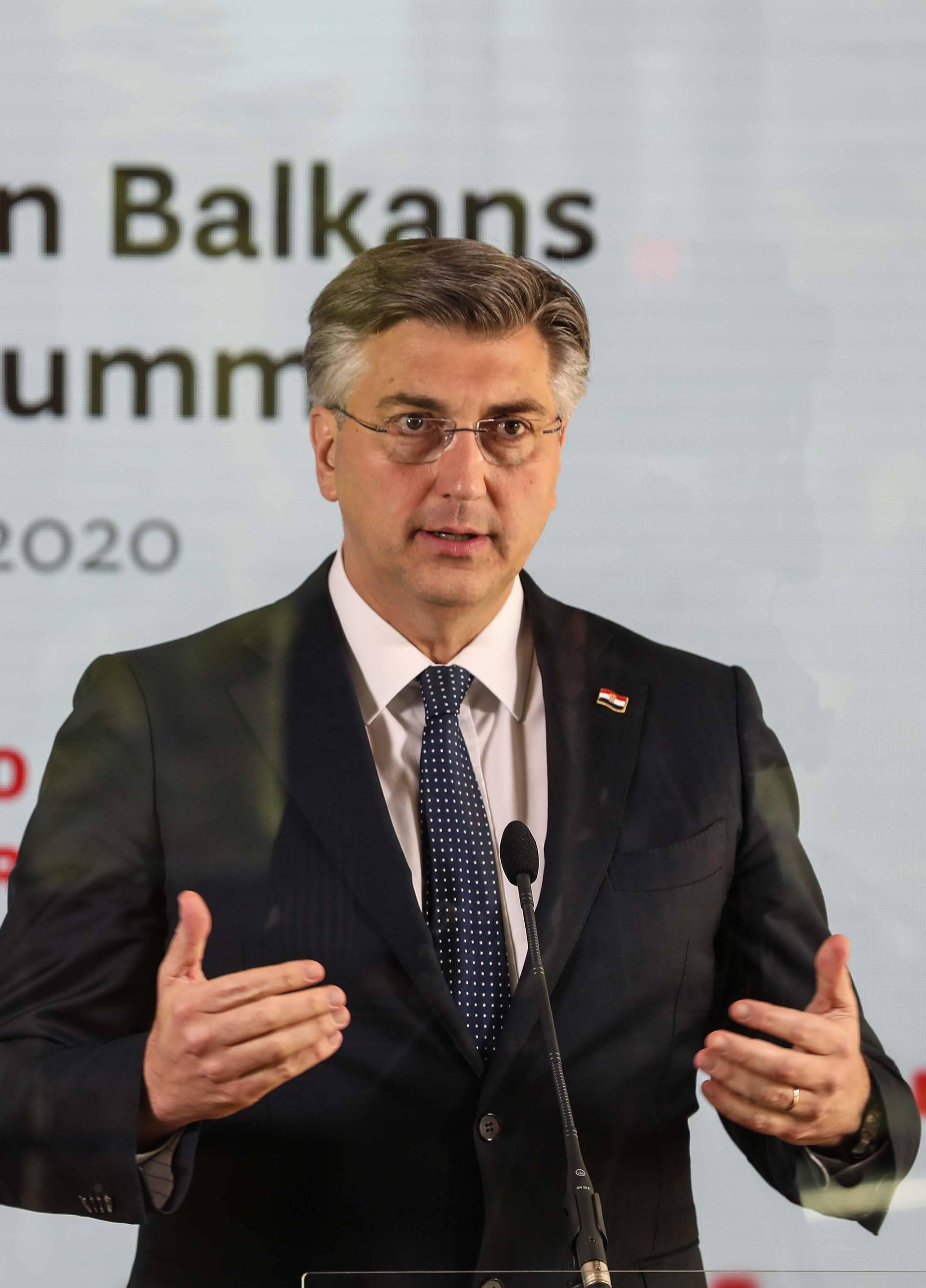 Zagreb: Sastanak na vrhu EU-a i zapadnog Balkana održan putem videokonferencije