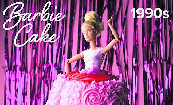Barbie torta je bila popularna 90-ih, od 2000. hit je jednorog