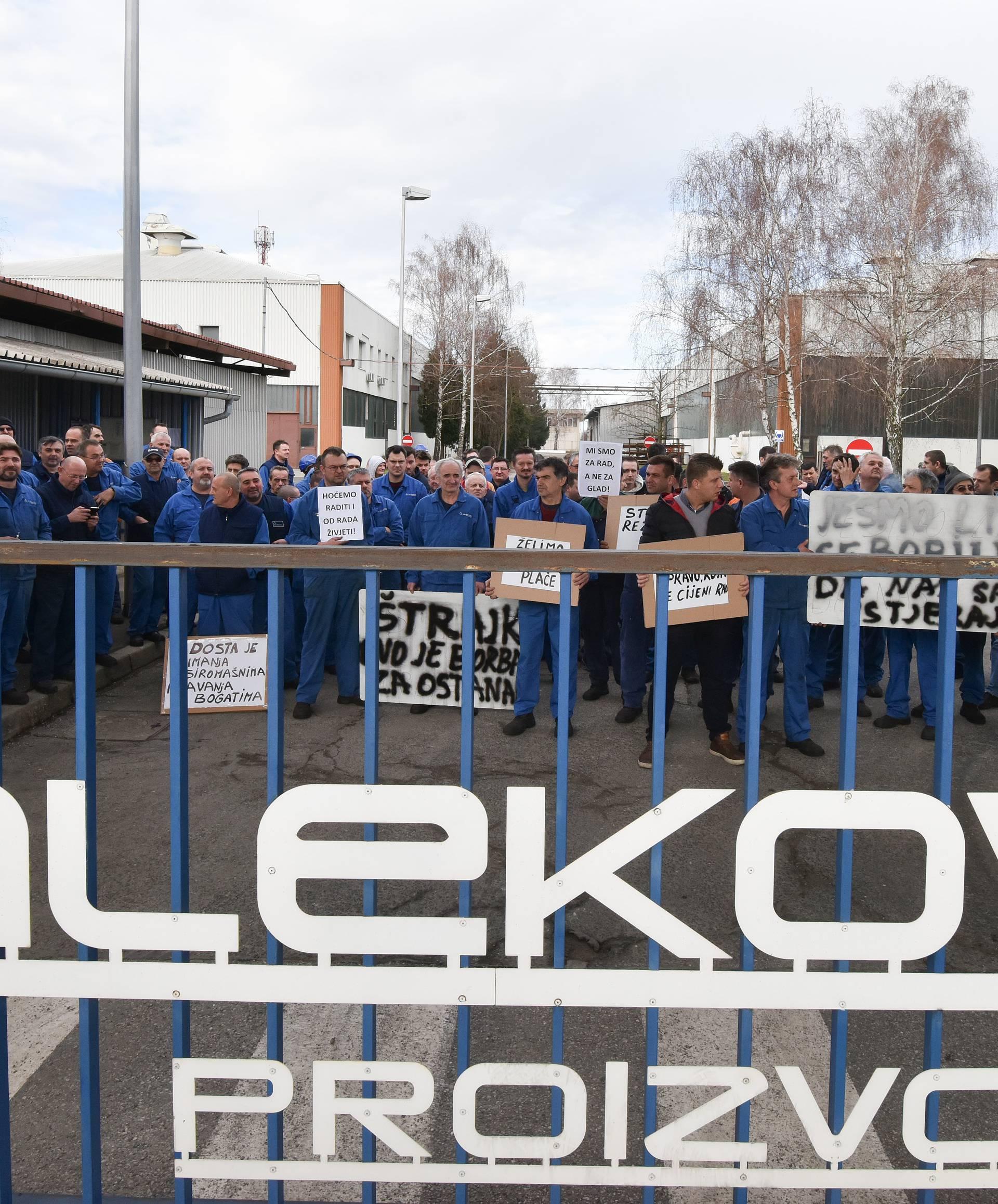 Nastavljaju s radom: Produžili kolektivni ugovor u Dalekovodu