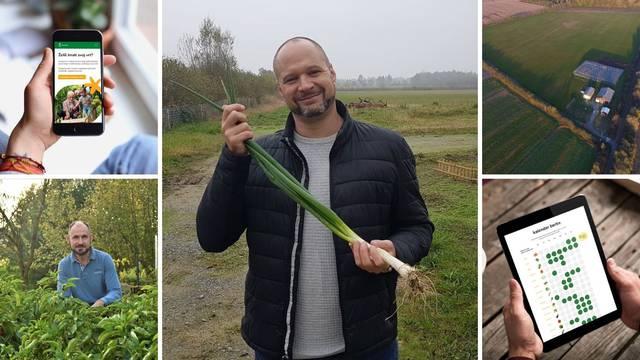 Odi na Gruntek i posadi si vrtek: Uzgajajte domaće povrće online