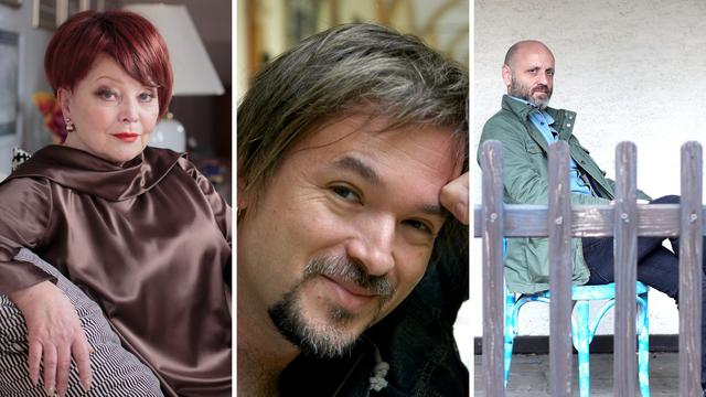 Zdenka Kovačiček, Mile Kekin i Gibonni  pozivaju vas na Porin!