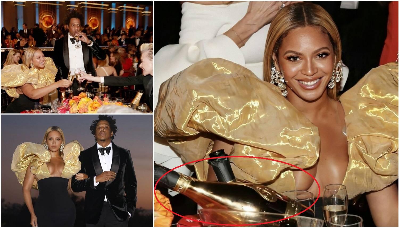 Beyonce zakasnila na Globuse pa u dvoranu unijela svoje piće