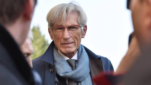 Šibenik: Horvatinčić dao izjavu nakon sudskog ročišta