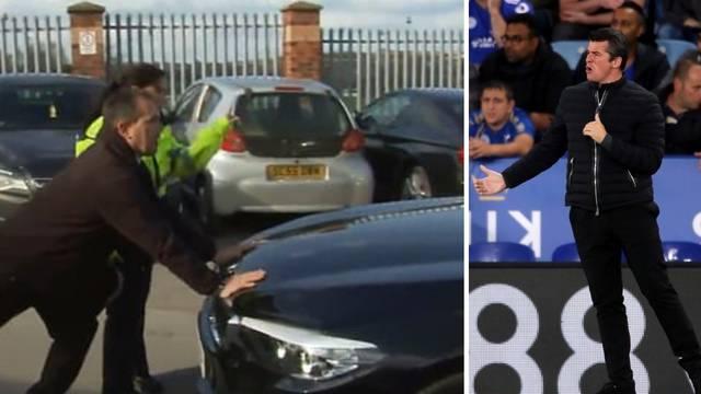 Stani, policija! Barton pretukao trenera, krvi je bilo posvuda...