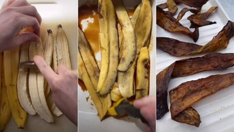 I to postoji... Kako od banane napraviti 'slaninu' za vegane?