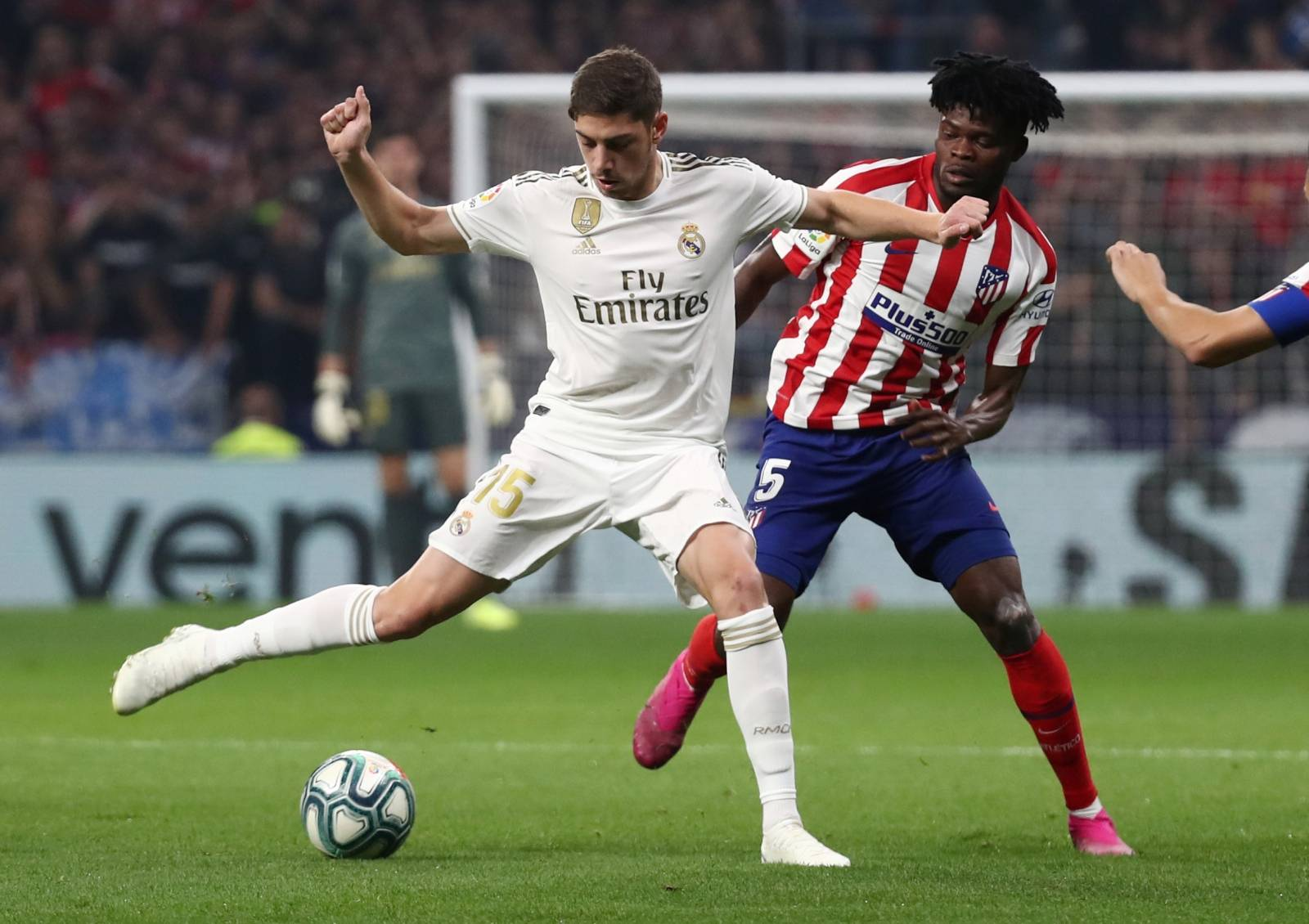 La Liga Santander - Atletico Madrid v Real Madrid
