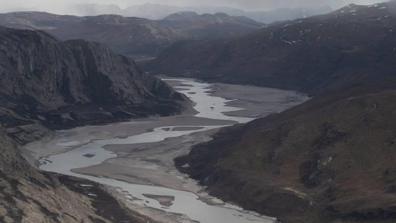 Novo upozorenje: Na ledenom vrhu Grenlanda prvi put kišilo