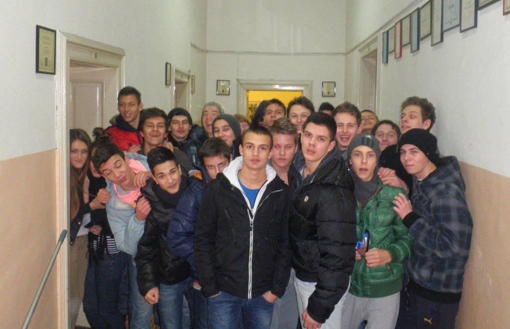 Prva ekonomska škola u Zagrebu