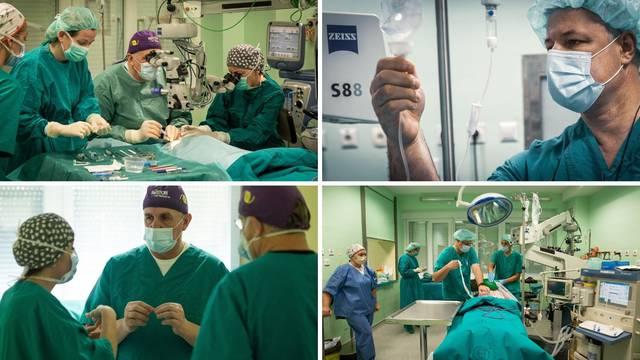 Snimka prve transplantacije rožnice: U Splitu će u siječnju presaditi i matične stanice!