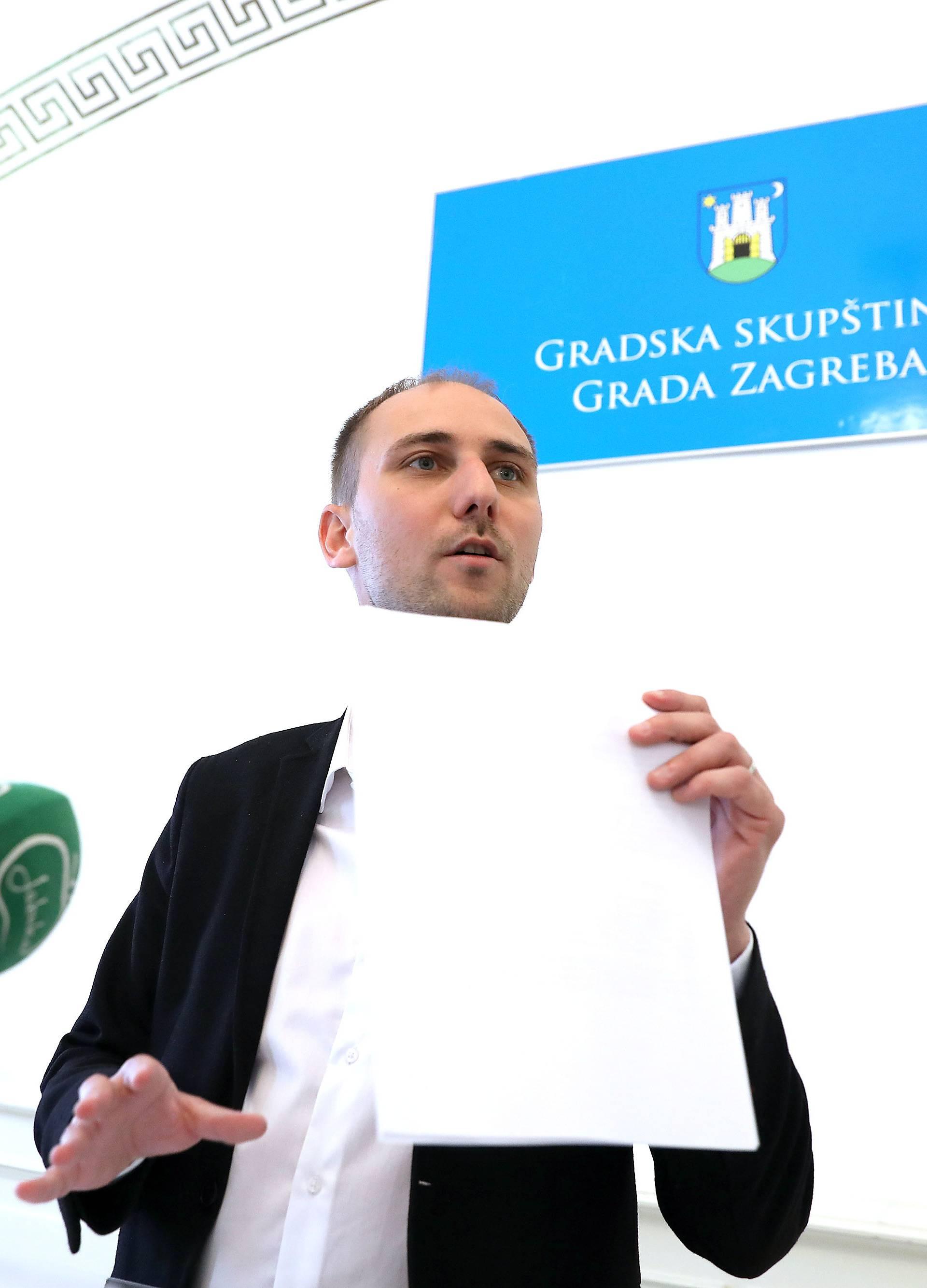 Zagreb: Matej Mišić o javnom prijevozu u Zagrebu