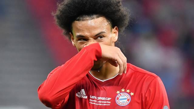 Leroy SANE (FC Bayern Munich) is injured due to a capsule injury.