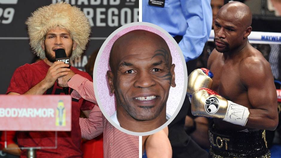 Floyd, pazi na uho! Khabiba će za meč pripremati Mike Tyson?