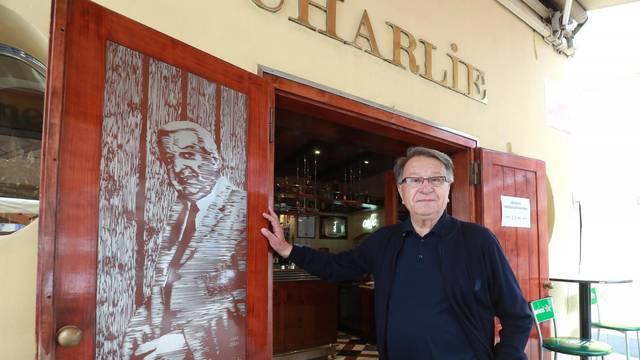 'Tu nisam gost, u Charlieju sam sam više kao stalni inventar...'