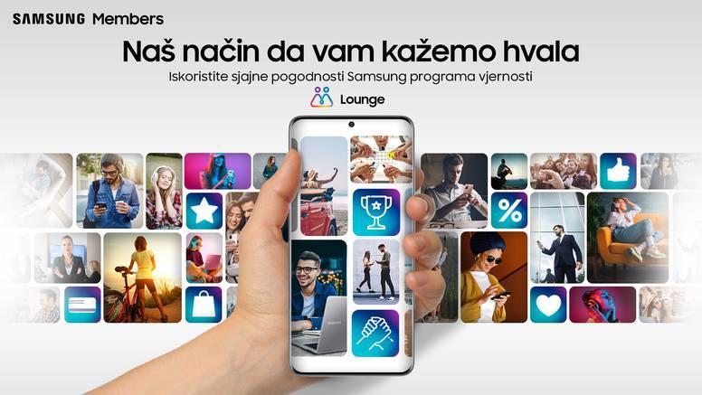 Samsung pokrenuo novi program vjernosti za najvjernije korisnike