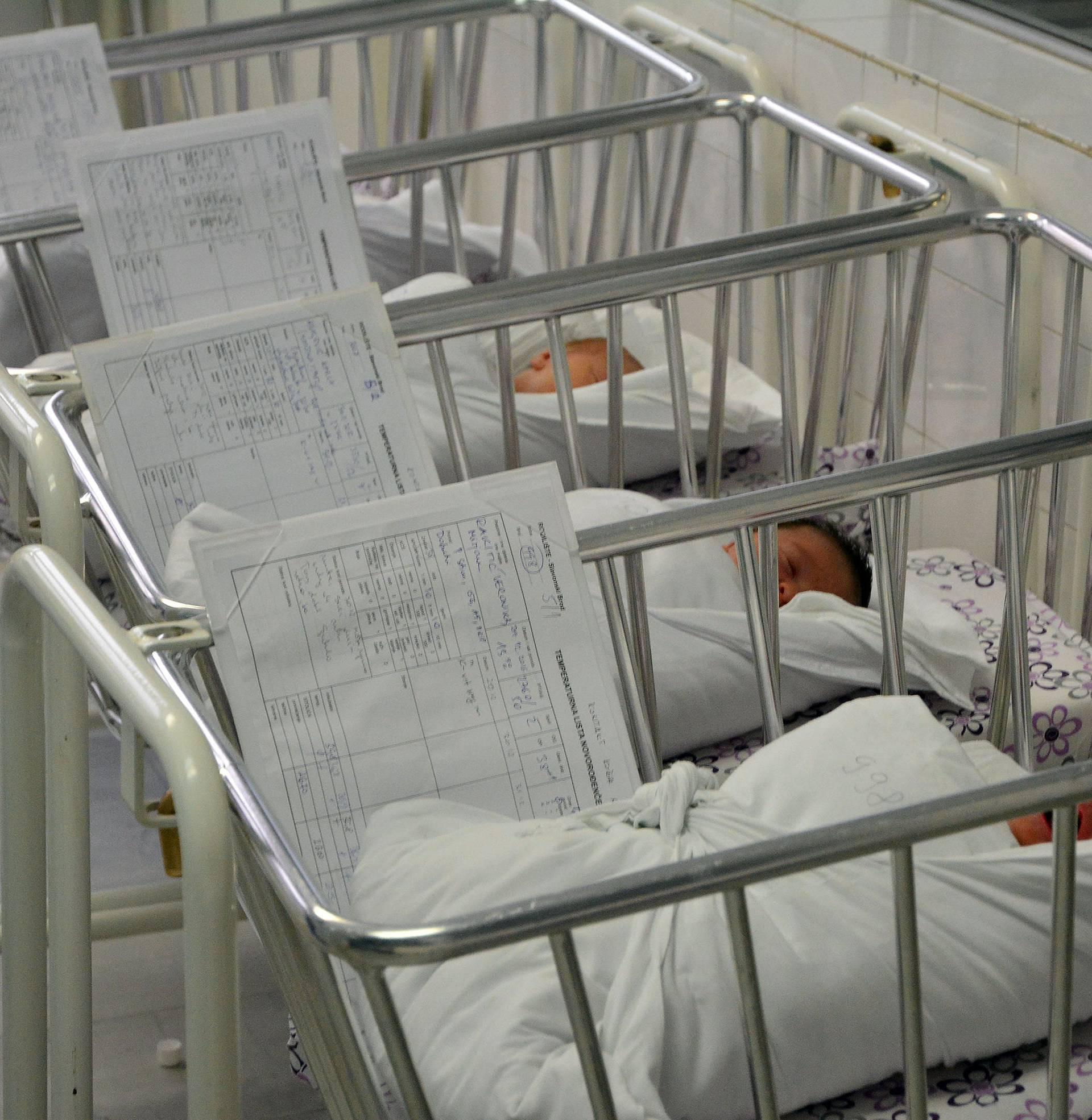 Baby boom u Rijeci: U 24 sata rođeno čak 15 dečki i 7 curica