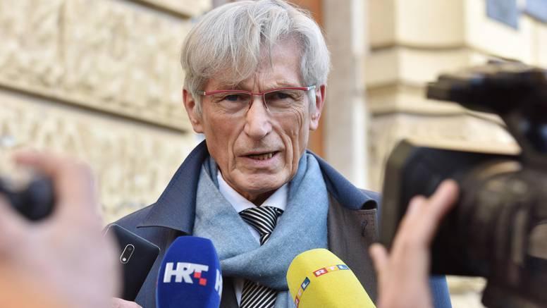 Horvatinčić je četvrti put tražio odgodu zatvora zbog zdravlja, vjerojatno će ju i dobiti...