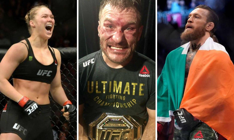 Sva zarada u UFC-u: Stipe ni blizu vrhu, jedna žena u top 25