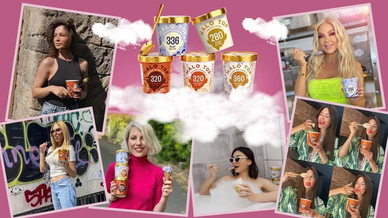 Maja Šuput i Ida Prester znaju kako uživati u sladoledu bez grižnje savjesti