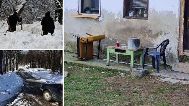 Smrznuli se u mećavi: 'Susjed je bio siromašan, često je u okolici tražio posao da nešto zaradi'