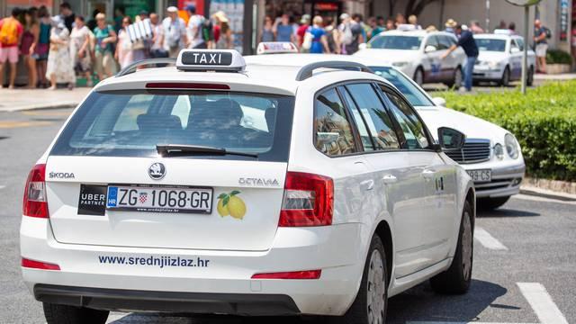 Nema dozvole, nema vožnje: Uber blokira vozače u Zagrebu