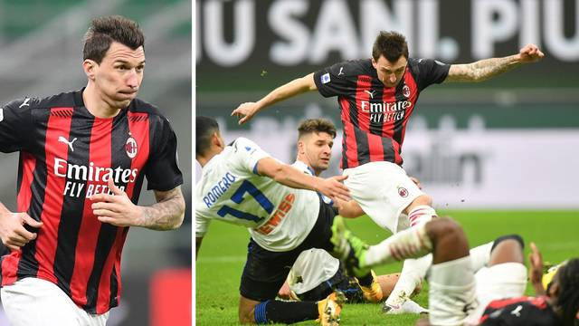 Atalanta razbila Milan: Mandžo debitirao u dresu 'rossonera'!
