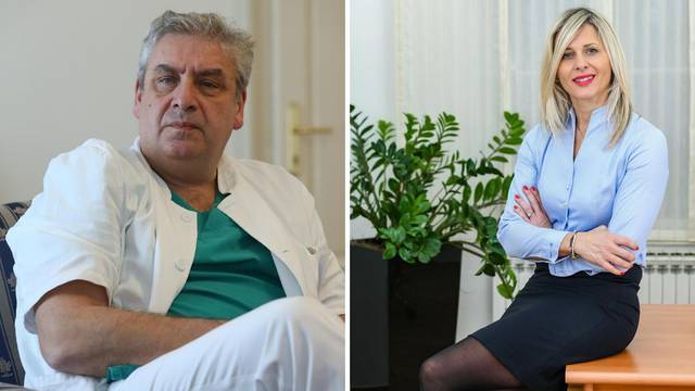 Kriza u KBC Sestre Milosrdnice: Mario Zovak podnio ostavku