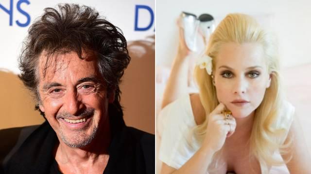 Pacinova bivša otvorila dušu: 'Teško je biti sa starim tipom'