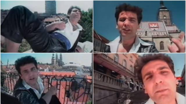 Prošlo je 30 godina od spota 'Serbus Zagreb' Željka Pervana
