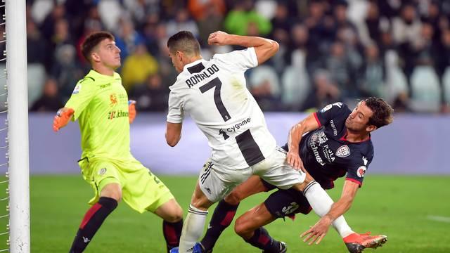 Serie A - Juventus v Cagliari Calcio