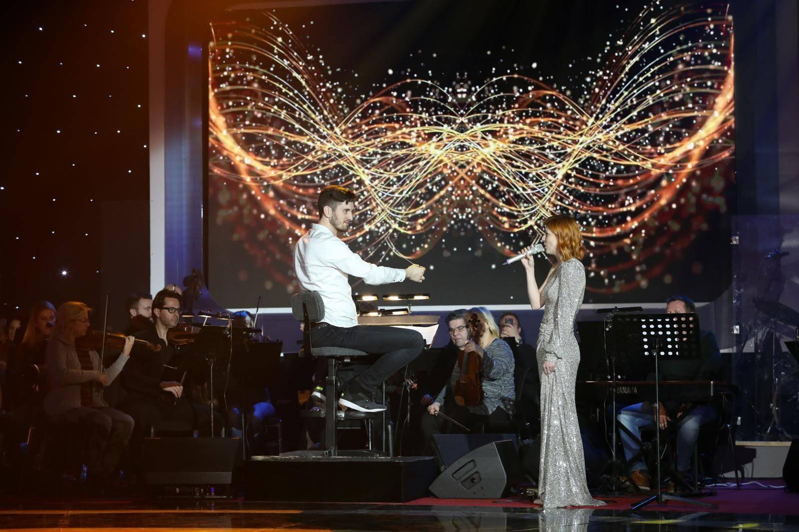Zagreb: Generalna proba 15. dodjele nagrade Ponos Hrvatske