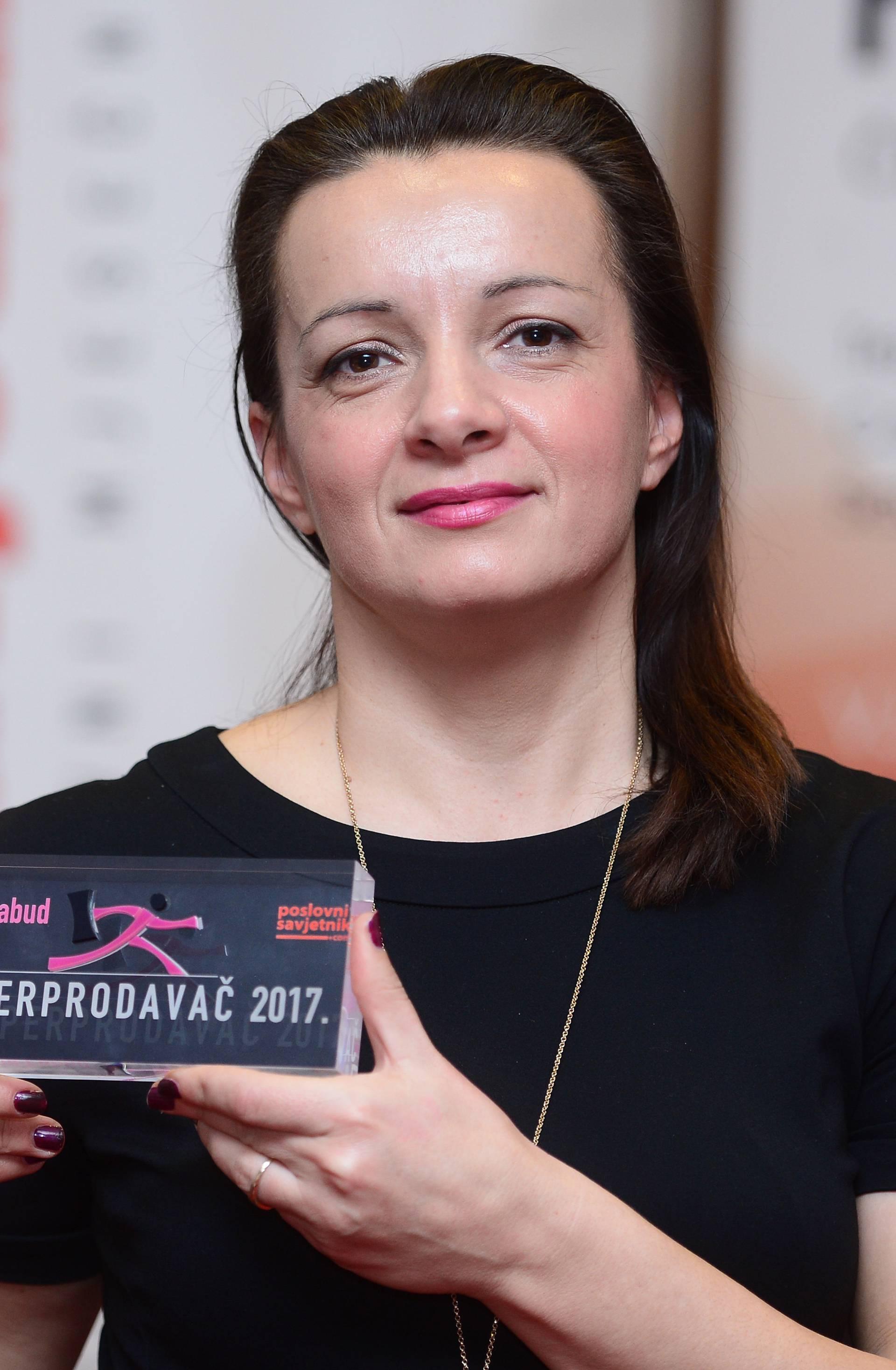 Domijana Labud iz Pixsella je Superprodavačica 2017. godine