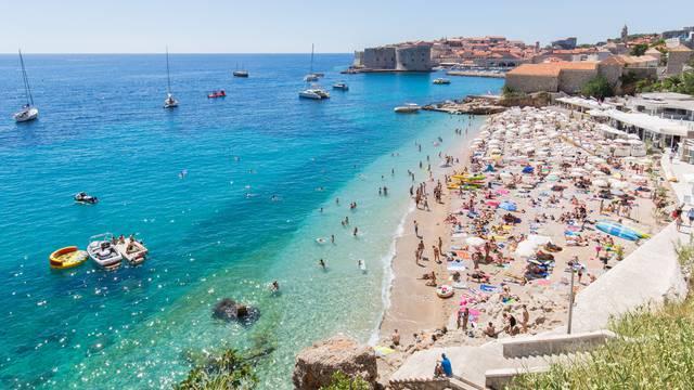 Hrvatskoj raste popularnost: Dubrovnik i Split na vrhu liste