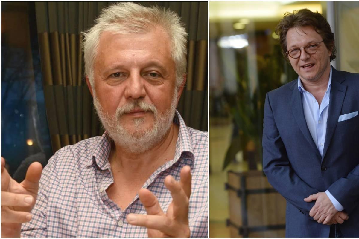 Glumac Dragan Bjelogrlić napao redatelja Gagu Antonijevića, udarao ga je  pred svjedocima | 24sata
