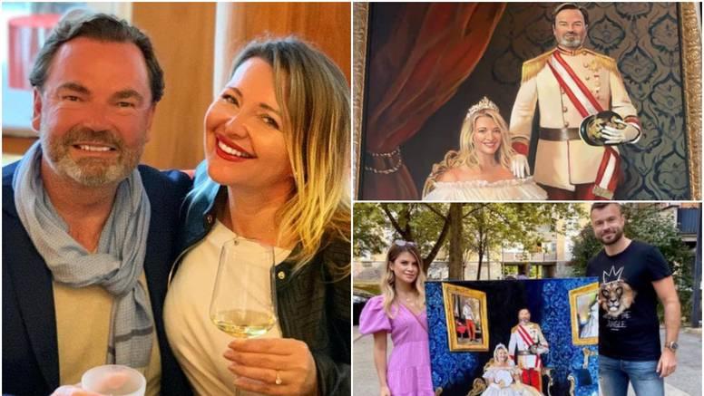 Snježana Mehun i Franz dobili tri ista poklona za vjenčanje: 'Veliki umovi razmišljaju slično'
