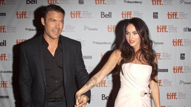 35th Toronto International Film Festival - Megan Fox, Brian Green