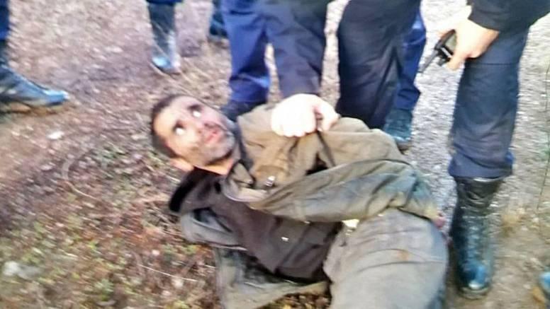 Ovo je zloglasni srpski pedofil, susjed ga vidio i dojavio policiji