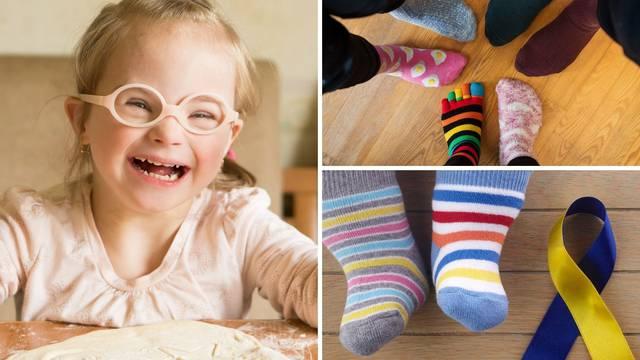 Znate li zašto danas nosimo različite čarape? To je  simbol razlike koja svijet čini vedrijim