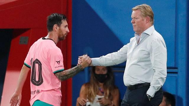 FILE PHOTO: Pre Season Friendly - FC Barcelona v Girona