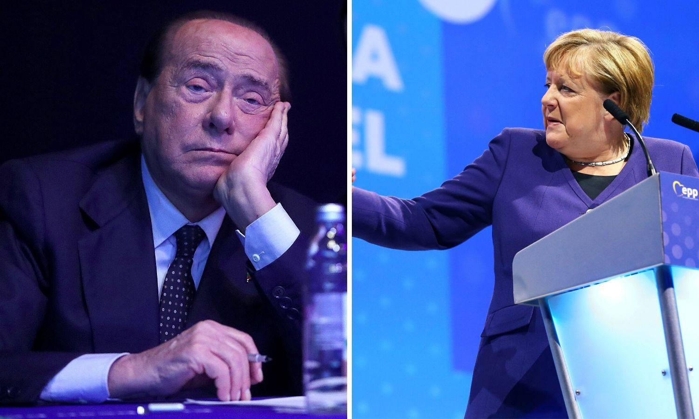 Ovacije za Merkel u Areni: 'U Europi želimo graditi mostove'