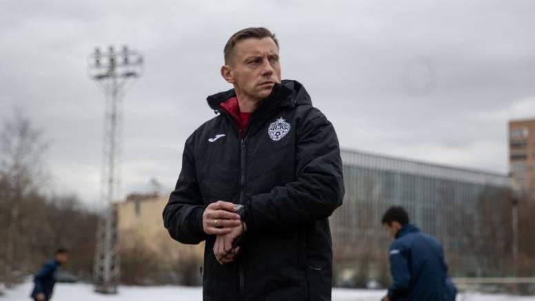 Olić ekspresno napustio CSKA!