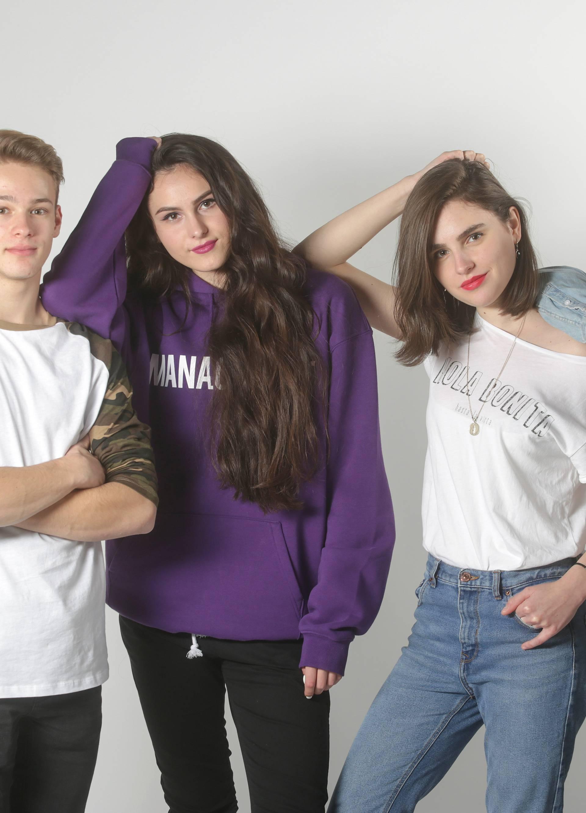 'Slijepe' finaliste talent showa žiri je natjerao na okrutnu igru
