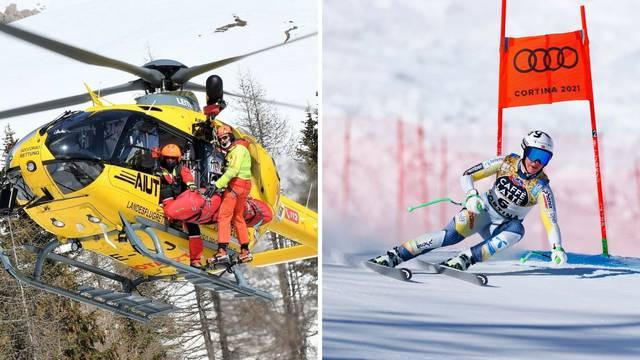 Dva stravična pada skijašica: Čuli su se jecaji i plač na stazi