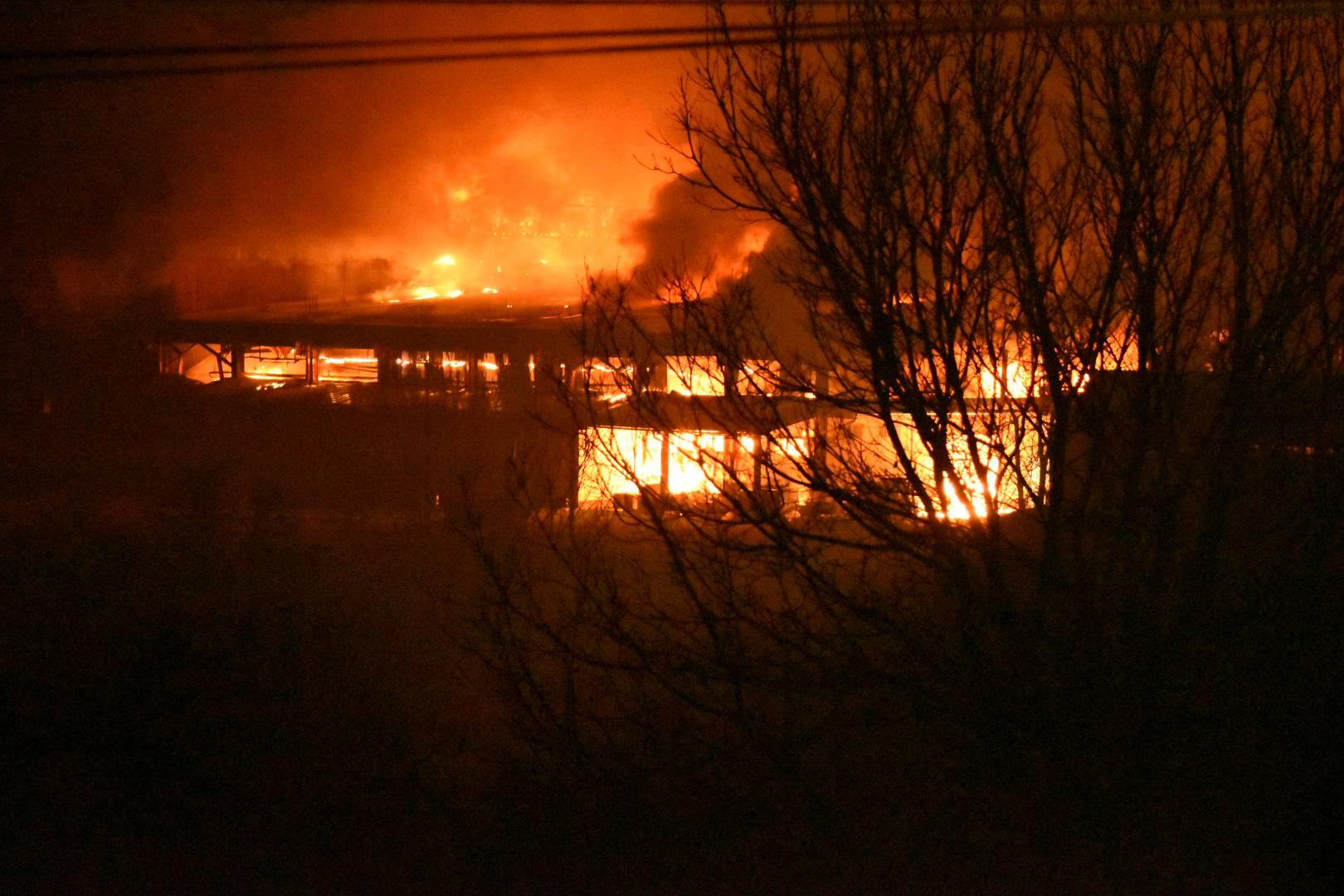 Kvar na instalacijama uzrok je požara u tvornici u Otočcu